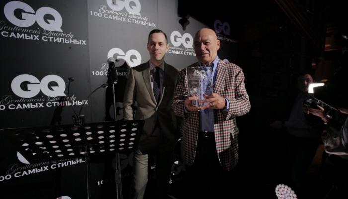 Росийский GQ выбрал 100 самых стильных мужчин