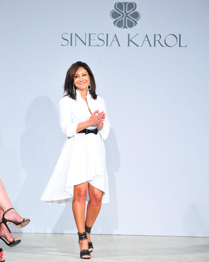 Sinesia Karol представил коллекцию весна-лето 2015