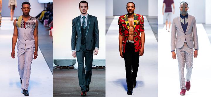 Африканская мода снова в Лондоне
