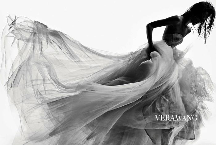 Рекламная кампания Vera Wang осень-зима 2014