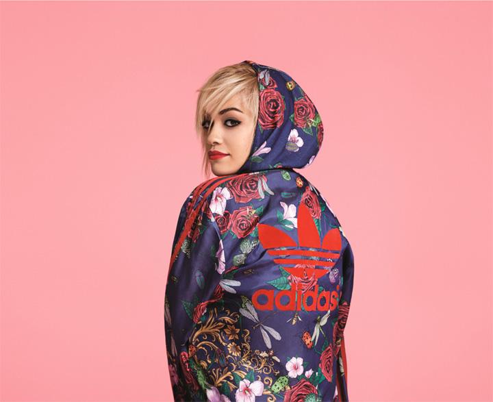 Рита Ора разработала совместную с Adidas коллекцию