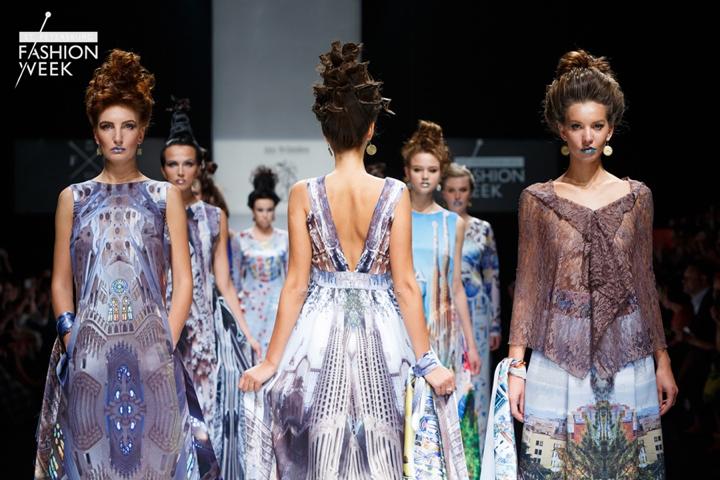 Неделя моды в Санкт-Петербурге: день третий