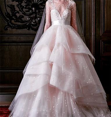 Главные тренды на Неделе свадебной моды в Нью-Йорке