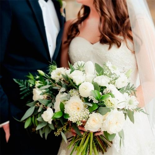5 вдохновляющих свадебных страниц в Instagram
