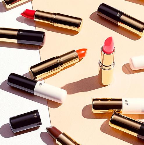 Новая линия косметики H&M