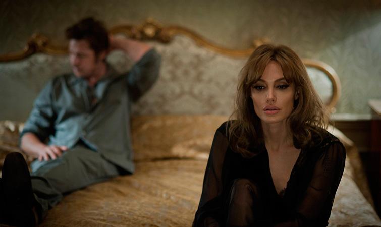 Анджелина Джоли и Брэд Питт снова вместе