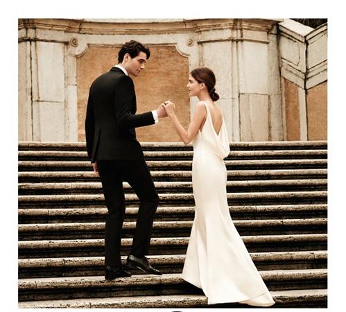 Новая линейка свадебных колец от BVLGARI