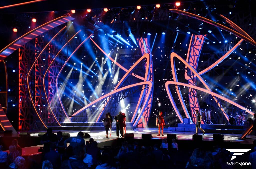 Генеральная репетиция открытия конкурса «Новая Волна» прошла в Сочи.