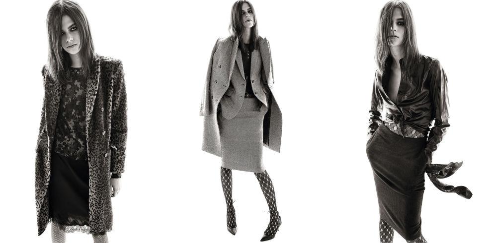 Карин Ройтфельд представила коллекцию в рамках бренда Uniqlo