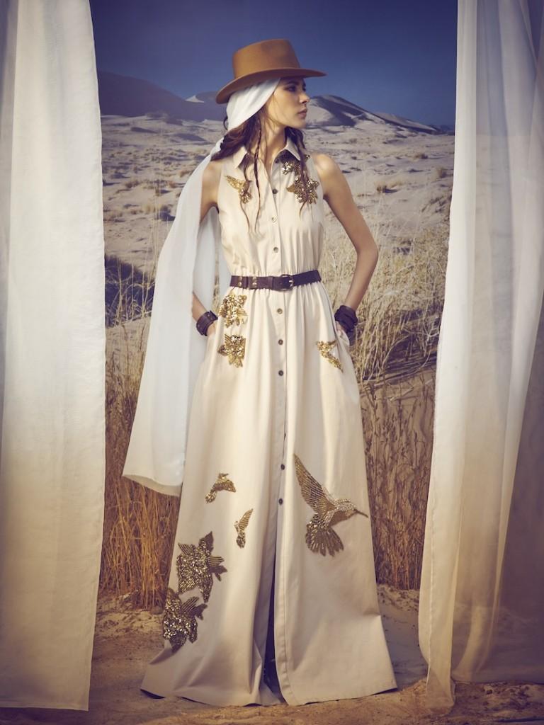 Коллекция A La Russe Anastasia Romantsova Весна-Лето 2016