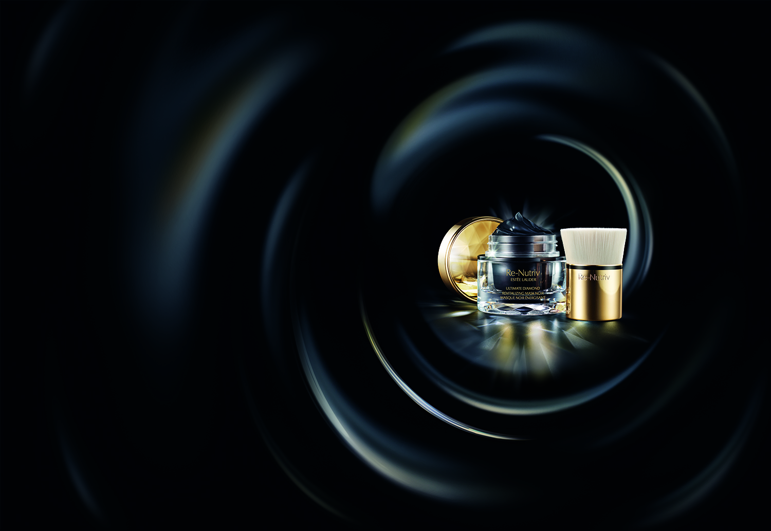 Estee Lauder_ReNutriv_Ultimate_Diamond_Mask_Noir_Ad_Product_Shot_low