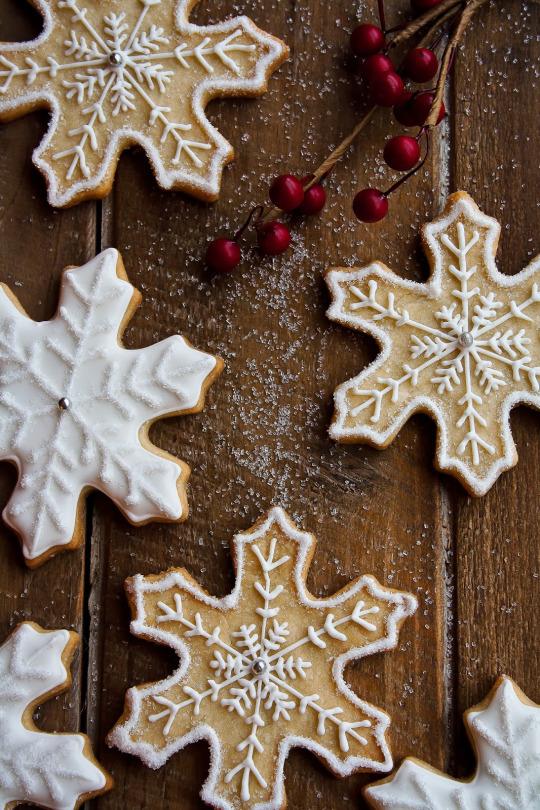 Глинтвейн и имбирное печенье