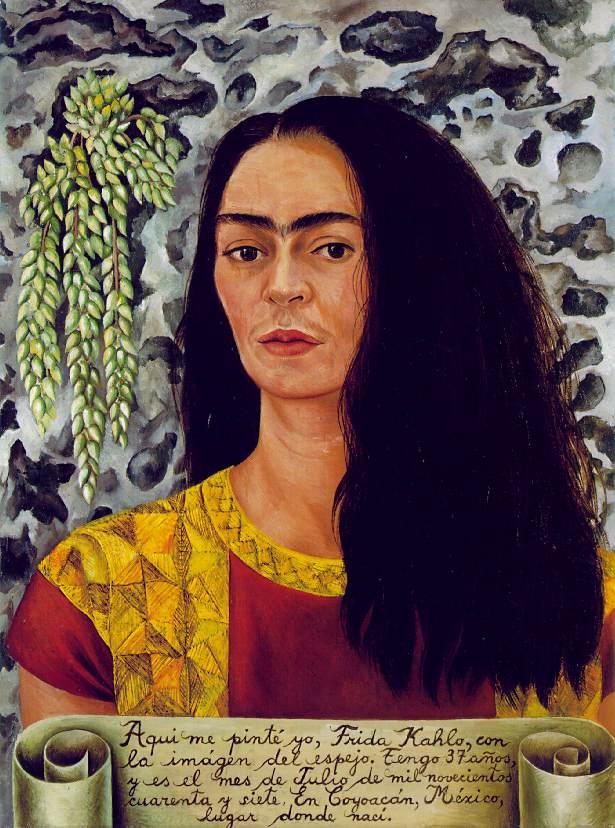Фрида Кало: ретроспектива