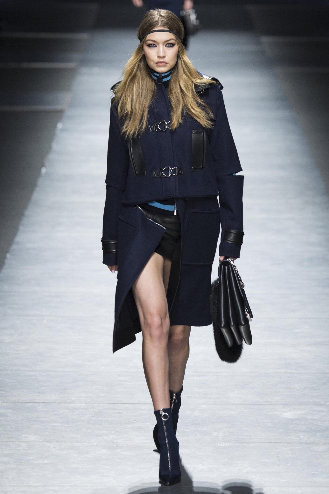 Versace FALL 2016 Milan Fashion Week