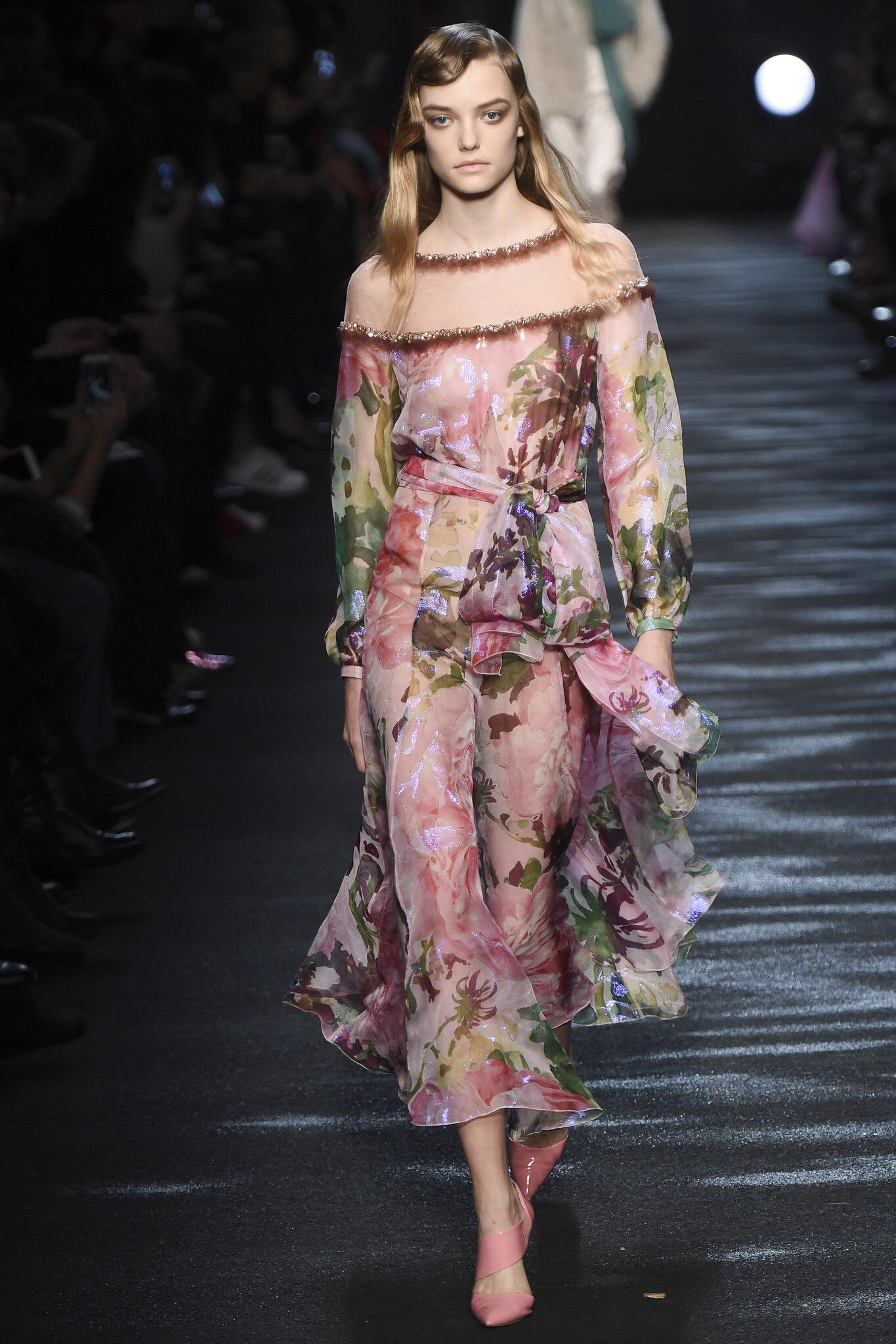 Blumarine FALL 2016 Milan Fashion Week