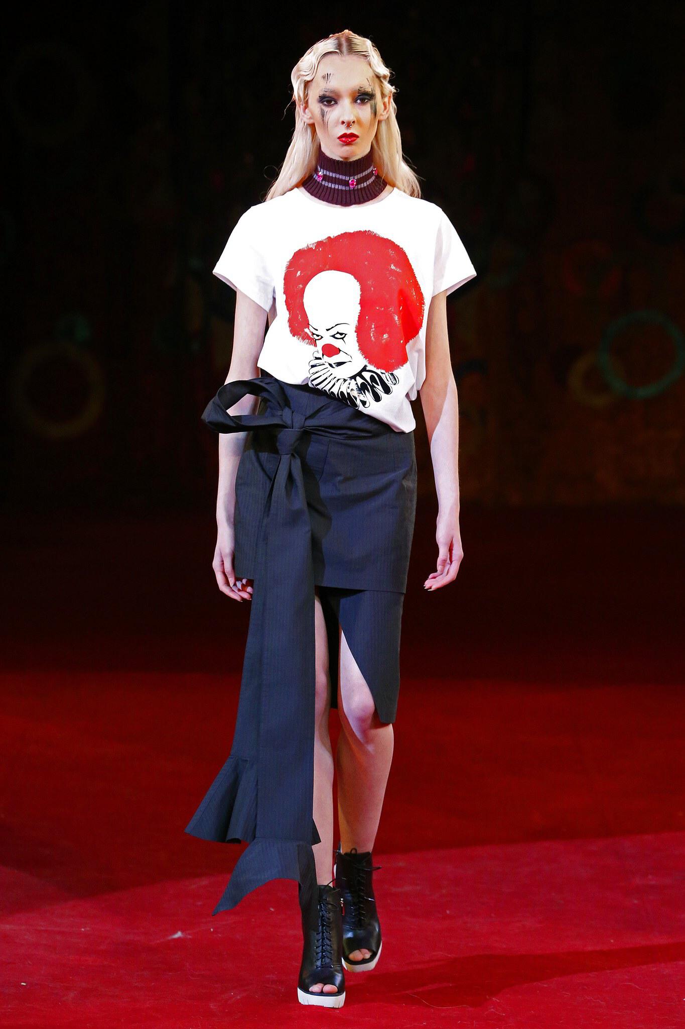 Jean GRITSFELDT  AW16-17 Ukrainian Fashion Week