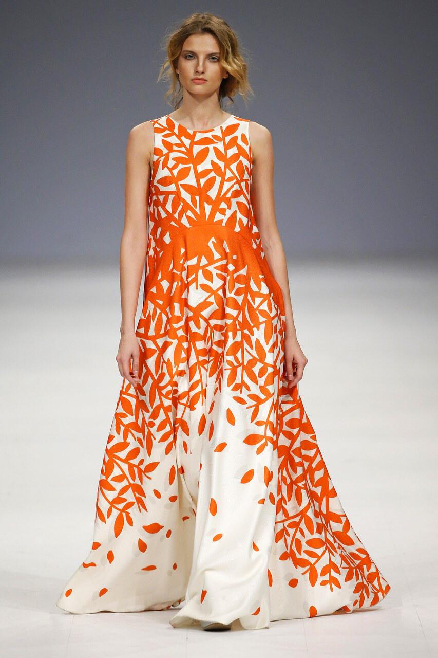 Larisa Lobanova  AW16-17 Ukrainian Fashion Week