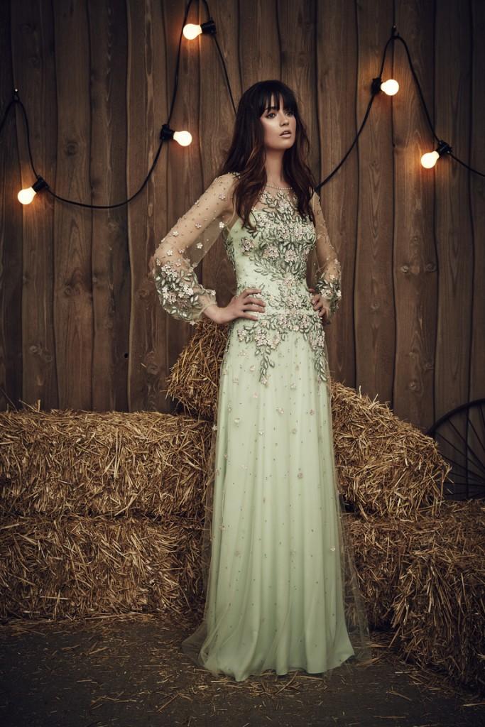 Jenny Packham Bridal Fashion Week 2016