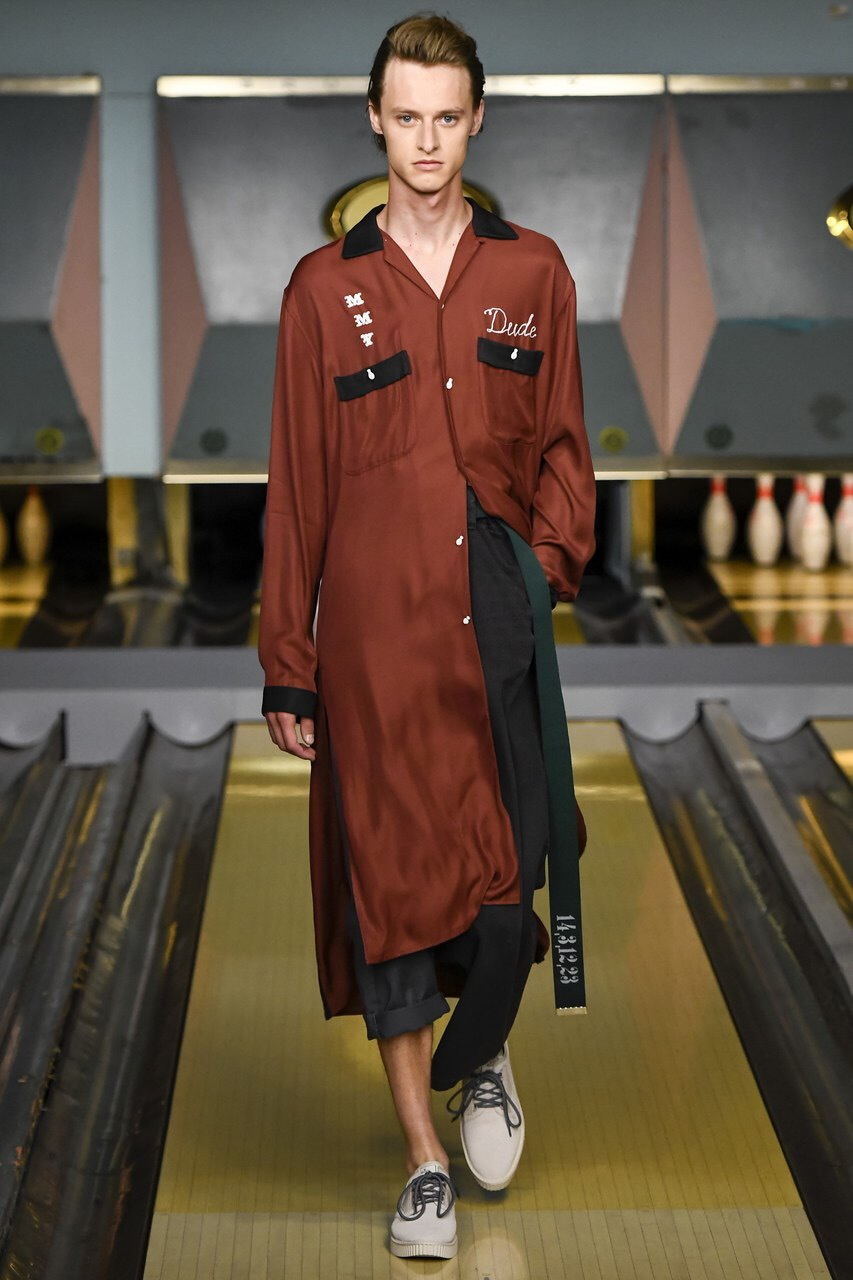 Miharayasuhiro London Menswear Fashion Week 2017