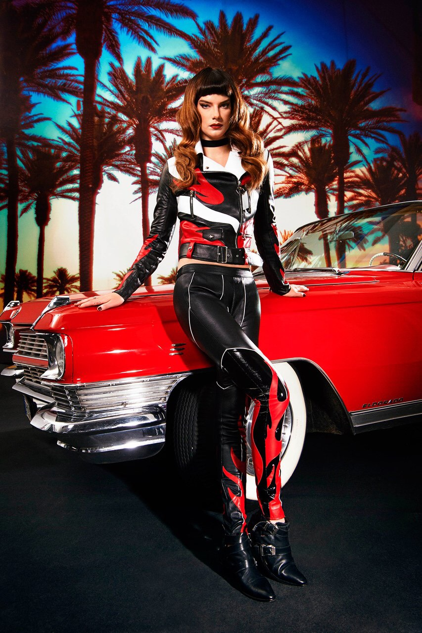 Philipp Plein Resort 2017