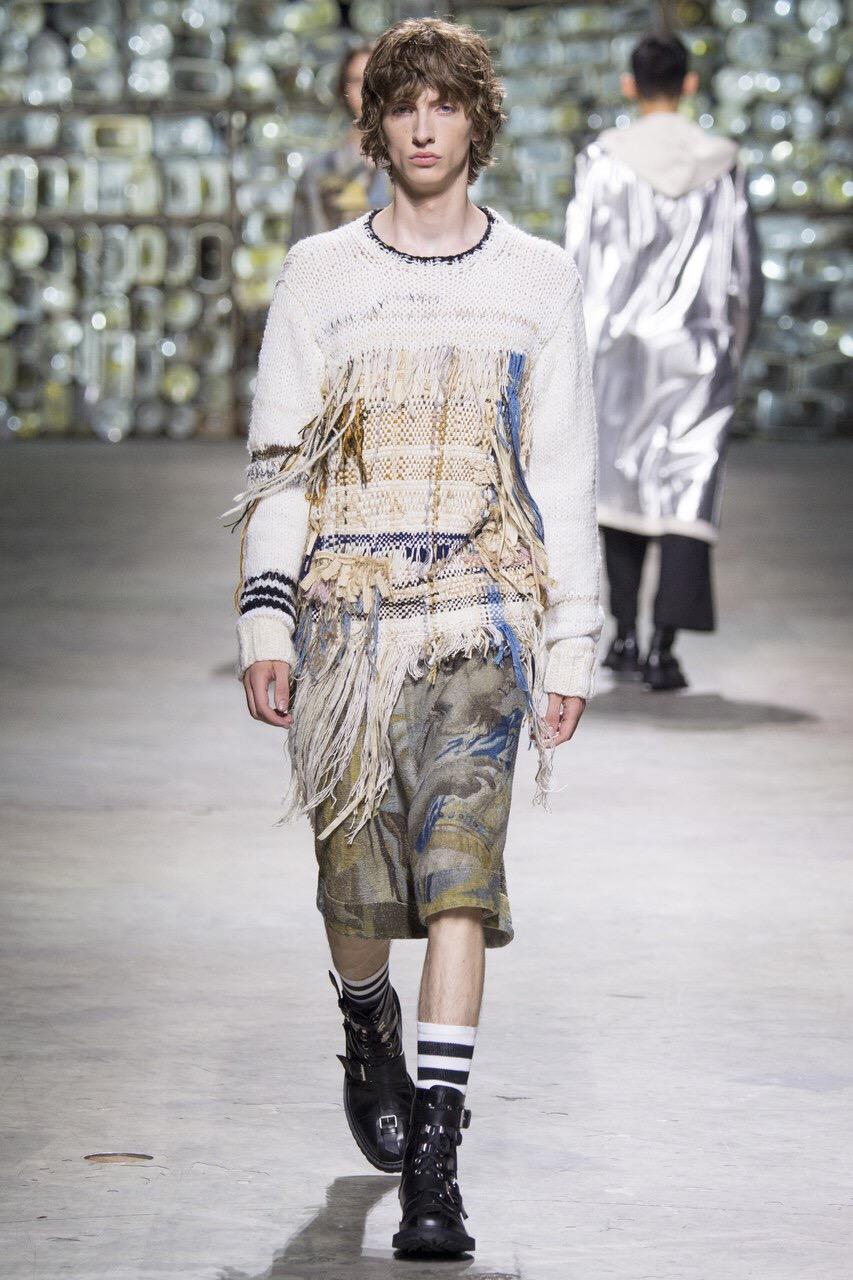 Dries Van Noten SPRING 2016 Menswear