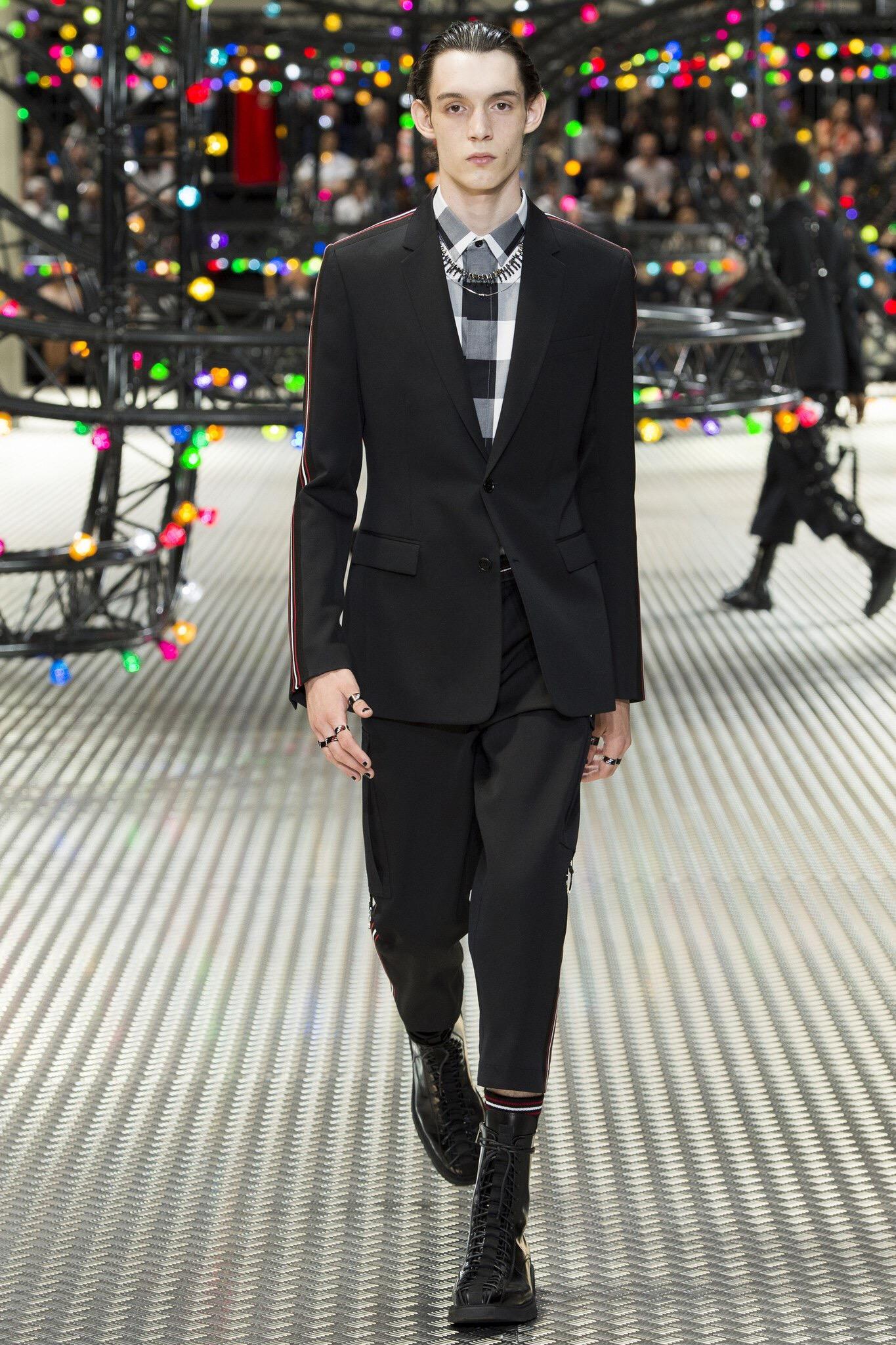Dior Homme SPRING 2016 Menswear