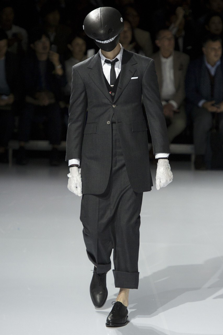 Thom Browne SPRING 2016 Menswear