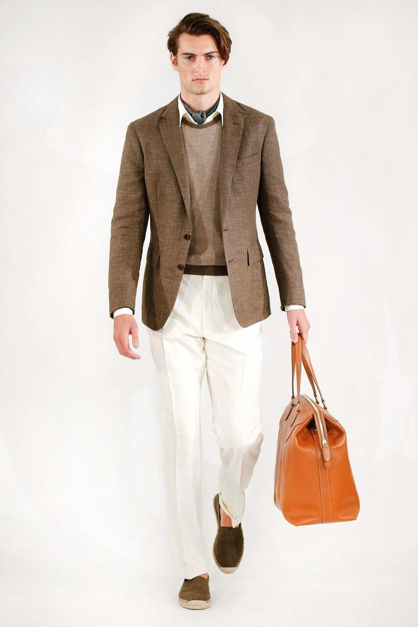 Ralph Lauren SPRING 2016 Menswear