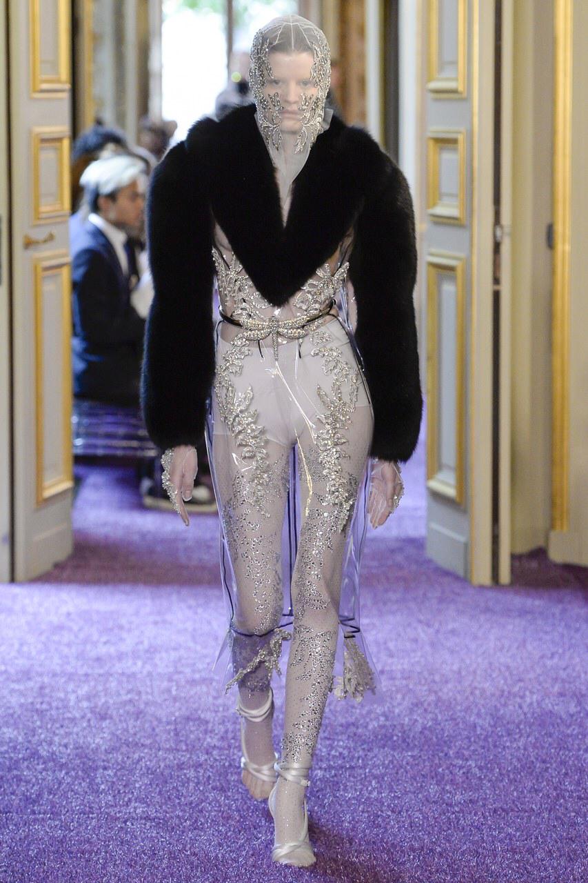 Francesco Scognamiglio FALL 2016 Couture