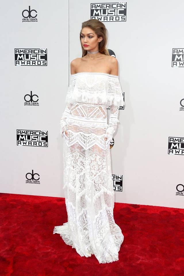 American Music Awards-2016: ЛУЧШИЕ НА КРАСНОЙ ДОРОЖКЕ