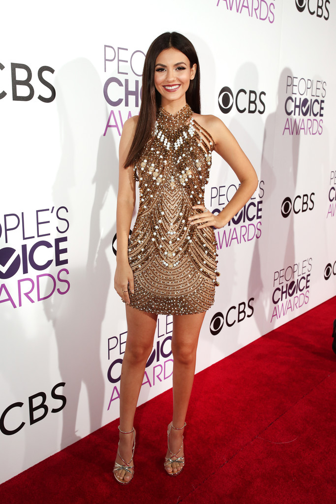 Victoria Justice in GOFORTH