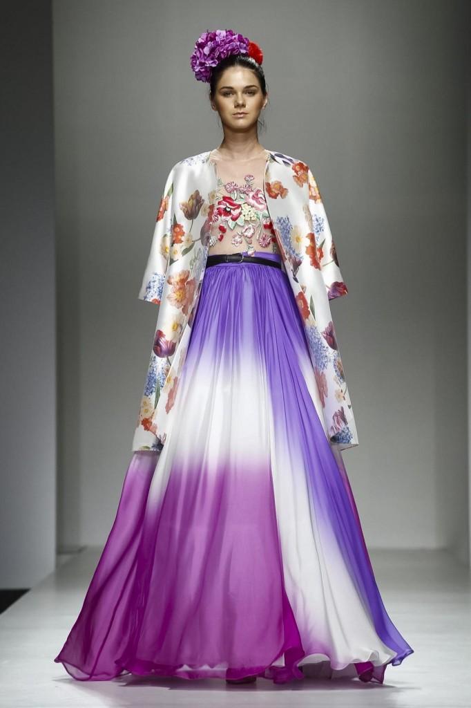 GIADA CURTI  SS17 Arab Fashion Week