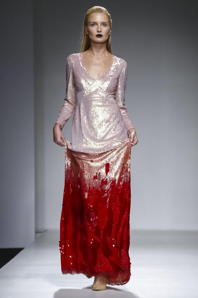 Aiisha Ramadan Arab Fashion Week SS17