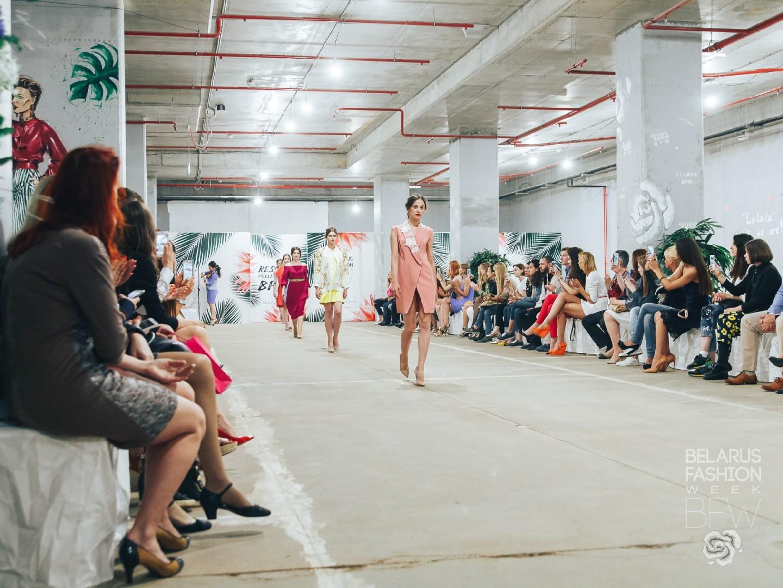 Прошли круизные показы Resort Collections Belarus Fashion Week