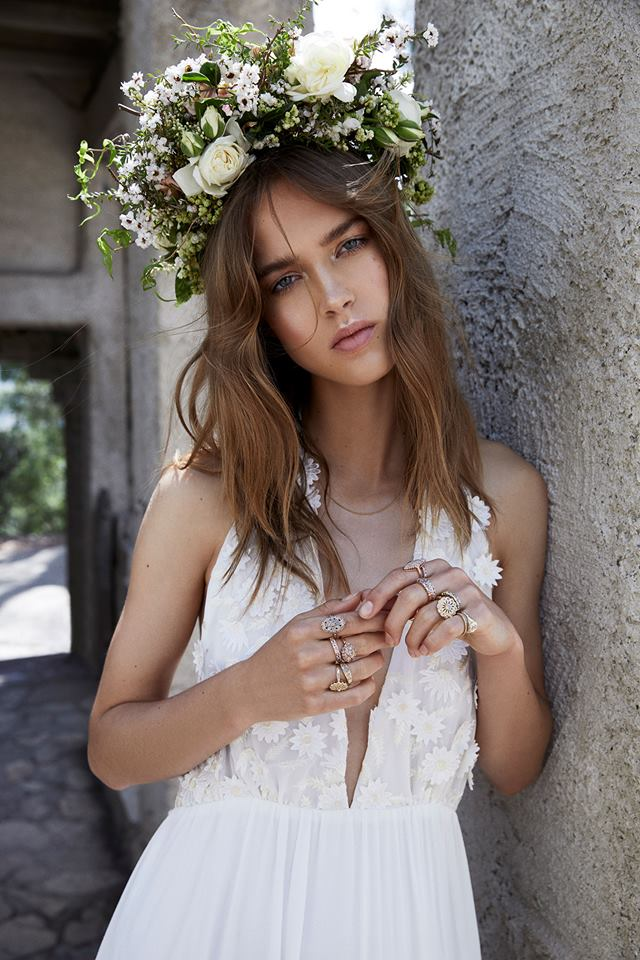 For Love & Lemons Bridal Summer 2017