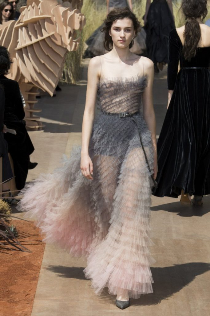 Dior Couture 2017 Fall