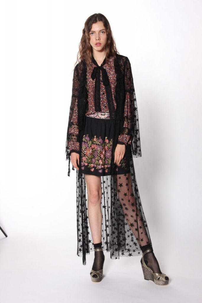 Anna Sui Resort 2018