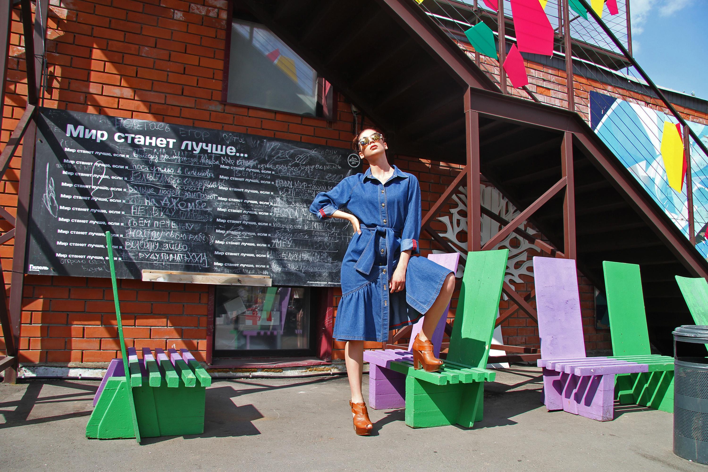 Vika Smolyanitskaya Осень 2017