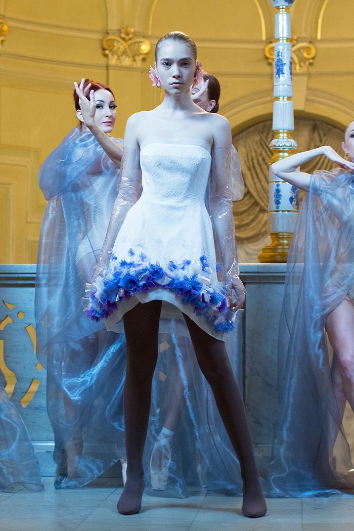 Katerina Rutman Ukrainian Fashion Week SS18