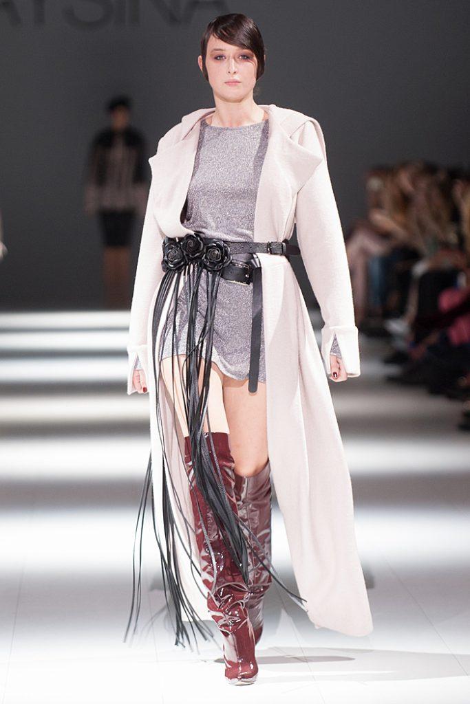 AYSINA Ukrainian Fashion Week SS18