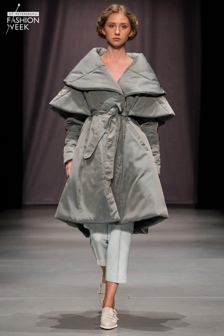 Milla Berillo St.Petersburg Fashion Week SS18