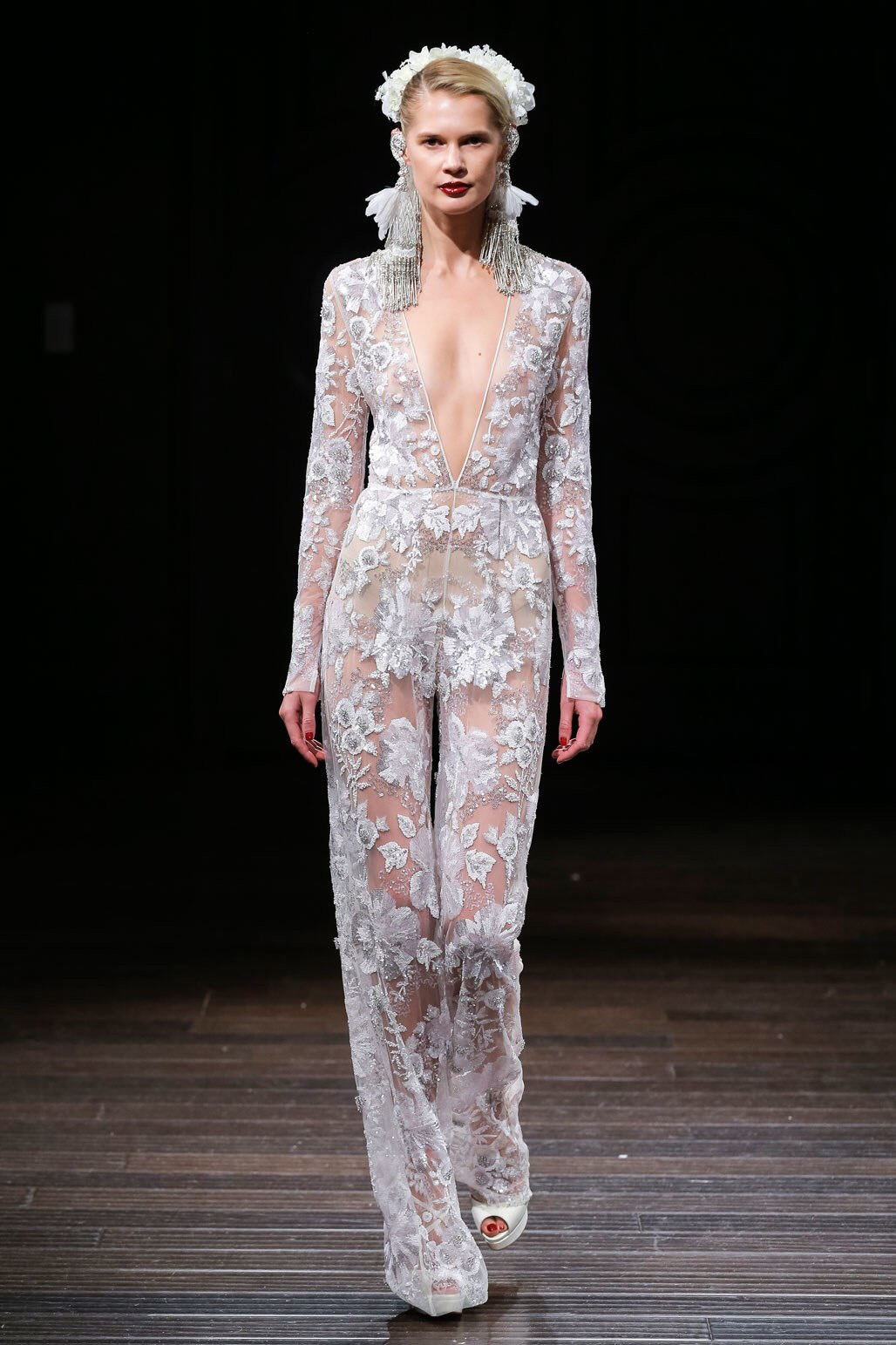 Naeem Khan Bridal Fall 2018