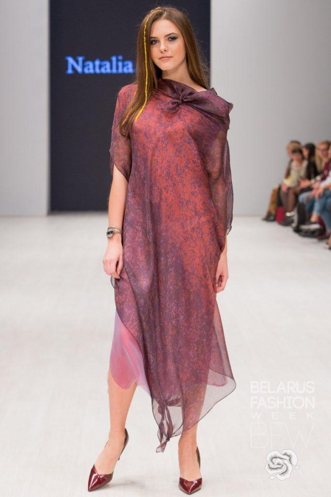 NATALIA KORZH Belarus Fashion Week SS18