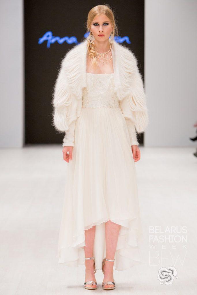 ANNA SAPON Belarus Fashion Week SS18
