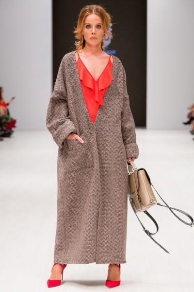 ANNA-MARIA EGLIT Belarus Fashion Week SS18