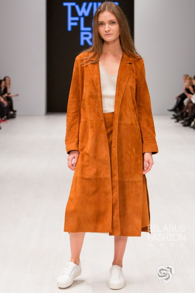 TWINS FLORENCE Belarus Fashion Week SS18