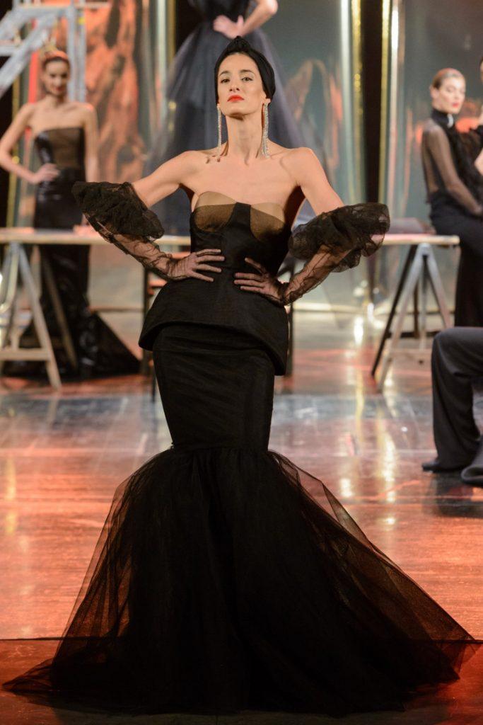 Djaba Diassamidze Tbilisi Fashion Week SS18