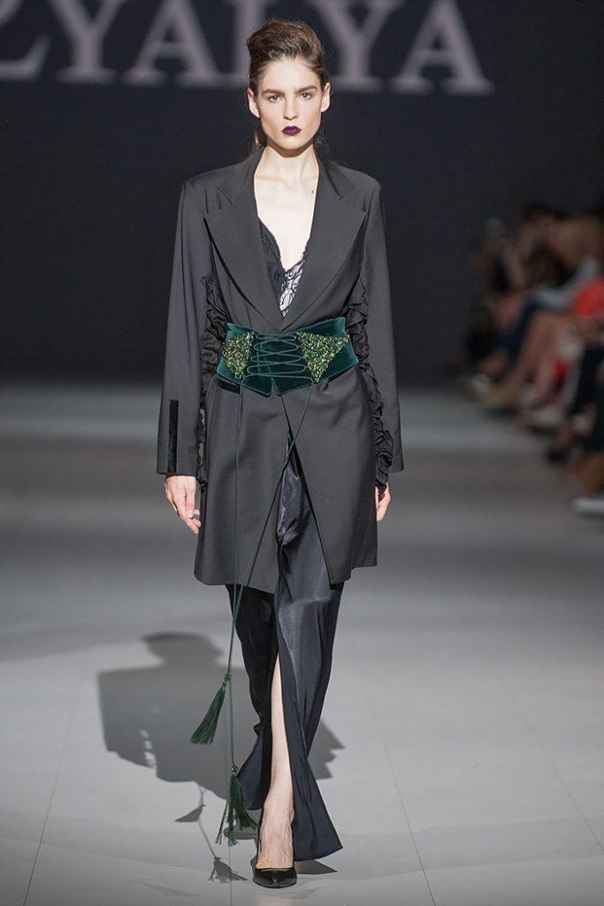 LYALYA SOGOMONYAN Ukrainain Fashion Week SS18