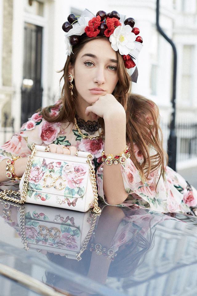 Dolce&Gabbana ПОКОРЯЕТ ЛОНДОН