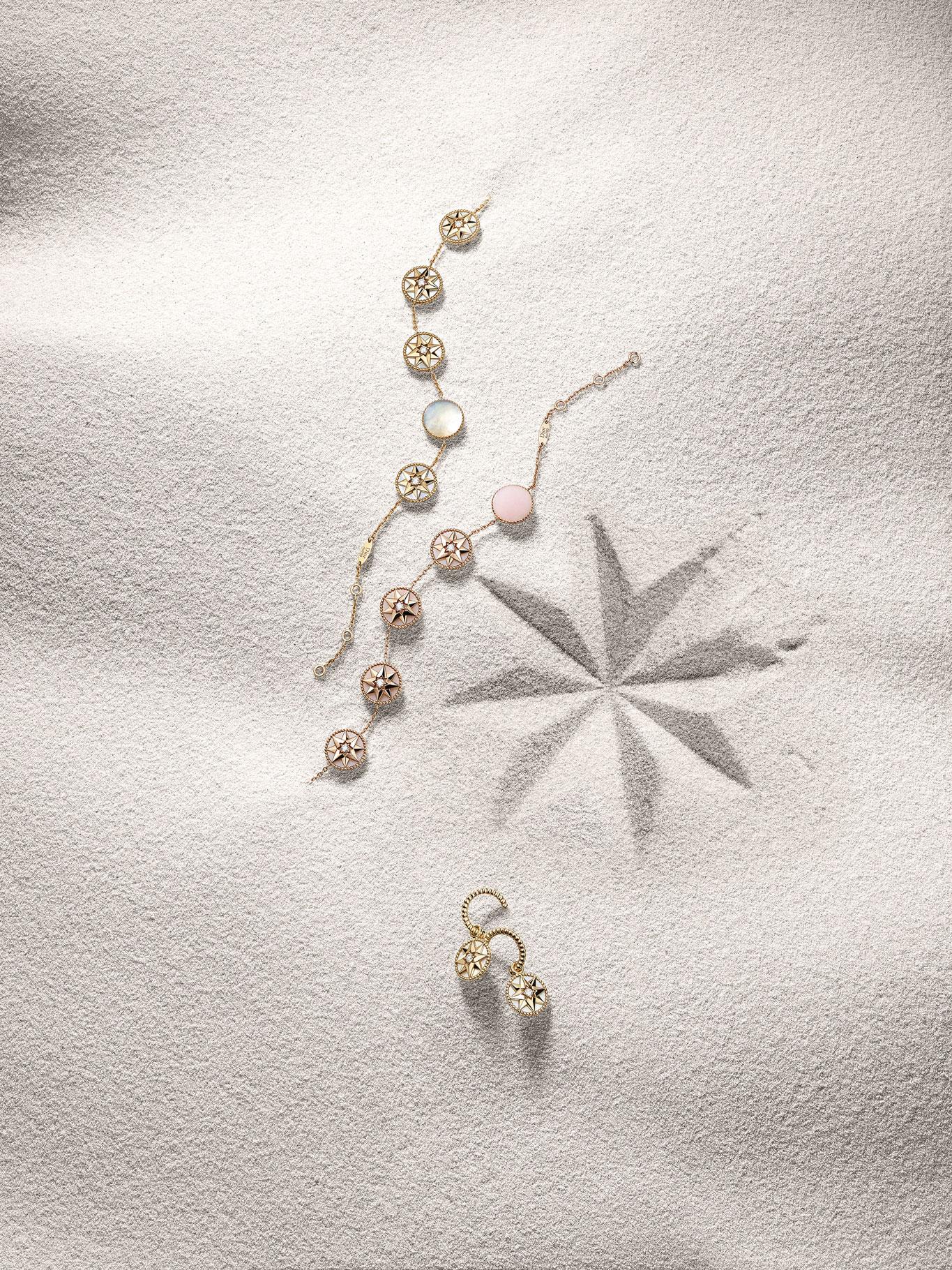 Dior ПОПОЛНЯЕТ КОЛЛЕКЦИЮ Rose des Vents